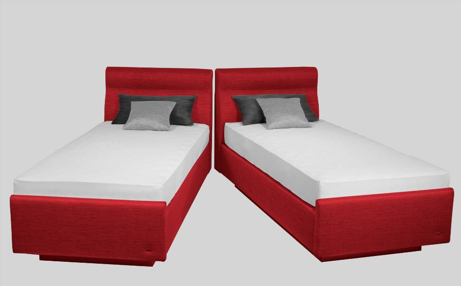 Как из двух односпальных кроватей сделать двуспальную